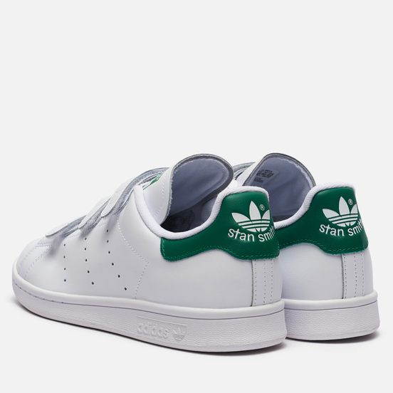 Мужские кроссовки adidas Originals Stan Smith CF White/White/Green