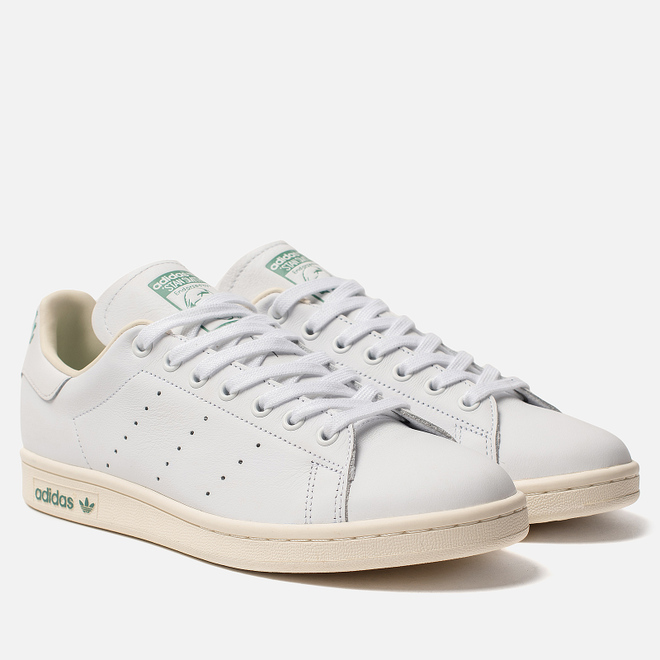 Кроссовки adidas Originals Stan Smith Cloud White/Future Hydro/Off White
