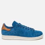 Кроссовки adidas Originals Stan Smith Core Blue/Core Blue/Off White фото- 0