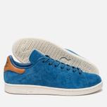 Кроссовки adidas Originals Stan Smith Core Blue/Core Blue/Off White фото- 1
