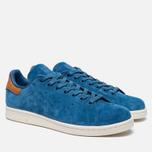 Кроссовки adidas Originals Stan Smith Core Blue/Core Blue/Off White фото- 2