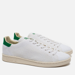 Кроссовки adidas Originals Stan Smith OG Primeknit White фото- 2