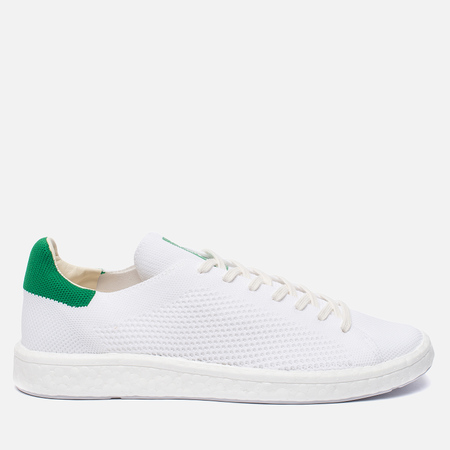 Кроссовки adidas Originals Stan Smith Primeknit Boost White/Green