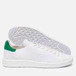 Кроссовки adidas Originals Stan Smith Primeknit Boost White/Green фото- 1