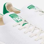 Кроссовки adidas Originals Stan Smith Primeknit Boost White/Green фото- 5