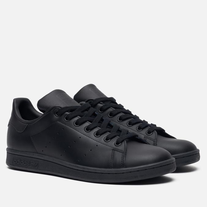 Кроссовки adidas Originals Stan Smith Triple Black