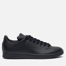 Кроссовки adidas Originals Stan Smith Triple Black фото- 3