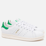 Кроссовки adidas Originals Stan Smith White фото- 1