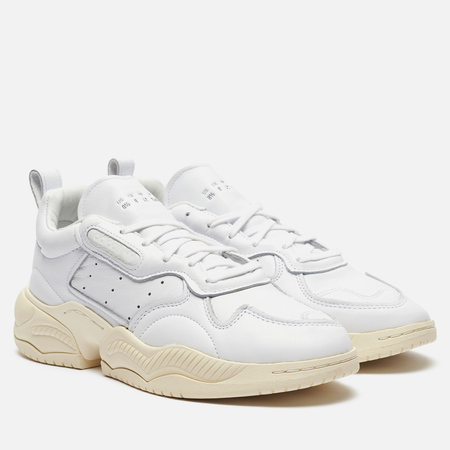 926bc710e adidas Originals Кроссовки Supercourt RX Crystal White/Chalk White/Raw White