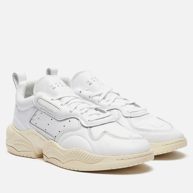 Кроссовки adidas Originals Supercourt RX Crystal White/Chalk White/Raw White
