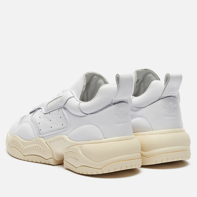 Кроссовки adidas Originals Supercourt RX Crystal White/Chalk White/Raw White