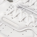 Кроссовки adidas Originals Supercourt RX Crystal White/Chalk White/Raw White фото- 6