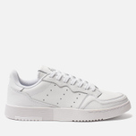 Кроссовки adidas Originals Supercourt White/White/Core Black фото- 0