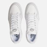 Кроссовки adidas Originals Supercourt White/White/Core Black фото- 5