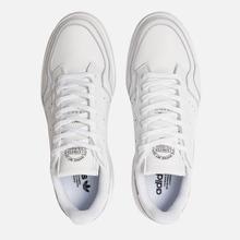 Кроссовки adidas Originals Supercourt White/White/Core Black фото- 1