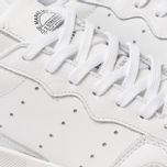 Кроссовки adidas Originals Supercourt White/White/Core Black фото- 6