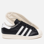 Кроссовки adidas Originals Superstar 80s Core Black/White/Chalk фото- 2