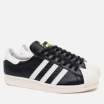 Кроссовки adidas Originals Superstar 80s Core Black/White/Chalk фото- 1
