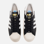 Кроссовки adidas Originals Superstar 80s Core Black/White/Chalk фото- 4