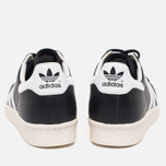 Кроссовки adidas Originals Superstar 80s Core Black/White/Chalk фото- 3