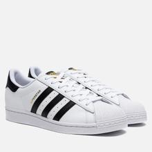 Кроссовки adidas Originals Superstar Cloud White/Core Black/Cloud White фото- 0