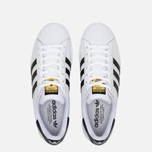 Кроссовки adidas Originals Superstar Cloud White/Core Black/Cloud White фото- 1
