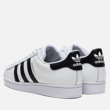 Кроссовки adidas Originals Superstar Cloud White/Core Black/Cloud White фото- 2