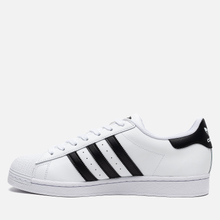 Кроссовки adidas Originals Superstar Cloud White/Core Black/Cloud White фото- 5