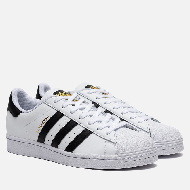 Кроссовки adidas Originals Superstar Cloud White/Core Black/Cloud White