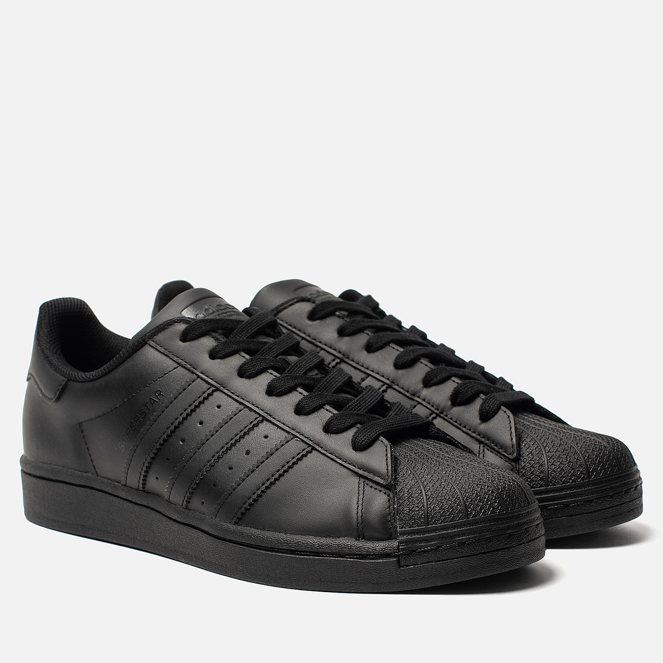 Кроссовки adidas Originals Superstar Core Black/Core Black