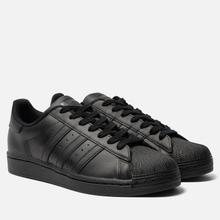 Кроссовки adidas Originals Superstar Core Black/Core Black фото- 0