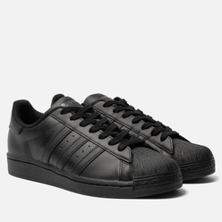 Кроссовки adidas Originals Superstar Core Black/Core Black