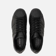 Кроссовки adidas Originals Superstar Core Black/Core Black фото- 1