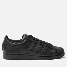 Кроссовки adidas Originals Superstar Core Black/Core Black фото- 3