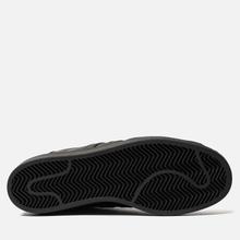 Кроссовки adidas Originals Superstar Core Black/Core Black фото- 4