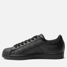 Кроссовки adidas Originals Superstar Core Black/Core Black фото- 5