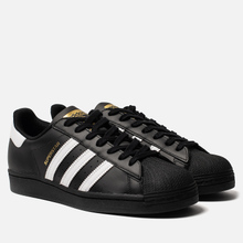 Кроссовки adidas Originals Superstar Core Black/White/Core Black фото- 0