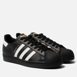 Кроссовки adidas Originals Superstar Core Black/White/Core Black
