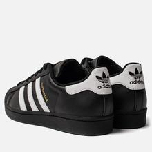 Кроссовки adidas Originals Superstar Core Black/White/Core Black фото- 2