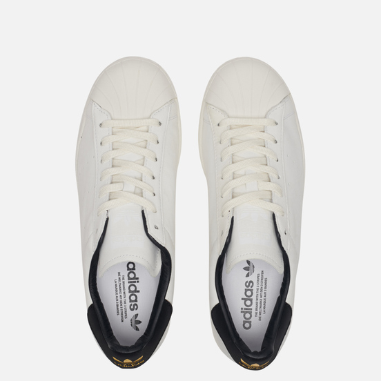 Кроссовки adidas Originals Superstar Pure Key City Pack Cloud White/Core Black/Gold Metallic