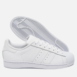 Кроссовки adidas Originals Superstar White фото- 1