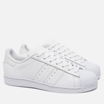 Кроссовки adidas Originals Superstar White фото- 2