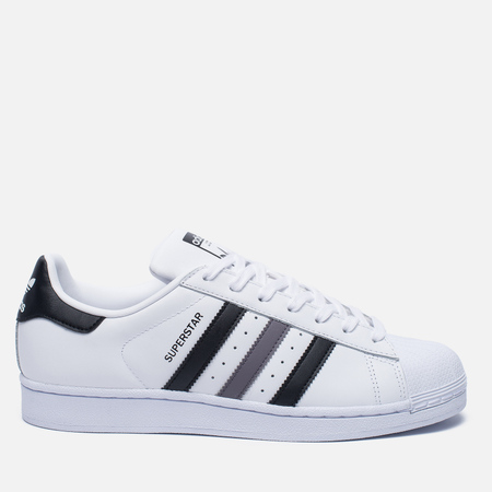 Кроссовки adidas Originals Superstar White/Black/White