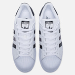 Кроссовки adidas Originals Superstar White/Black/White фото- 4