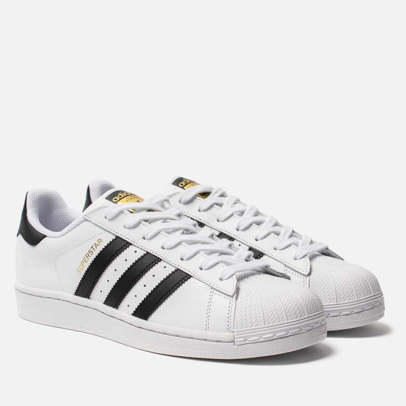 Кроссовки adidas Originals Superstar White/Core Black