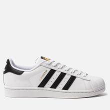 Кроссовки adidas Originals Superstar White/Core Black фото- 3