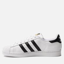 Кроссовки adidas Originals Superstar White/Core Black фото- 5