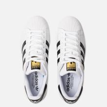 Кроссовки adidas Originals Superstar White/Core Black фото- 1