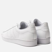 Кроссовки adidas Originals Superstar White/White/White фото- 2