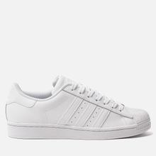 Кроссовки adidas Originals Superstar White/White/White фото- 3